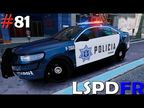 GTA V LSPDFR #81 POLICIA MUNICIPAL DE TIJUANA | MÉXICO | TheAxelGamer