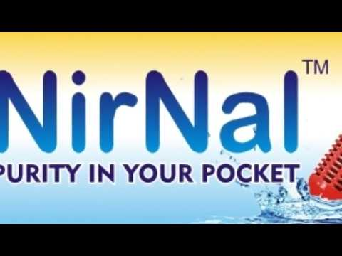 NirNal- World's First Portable Water Filter | Purity in your pocket | water filter |