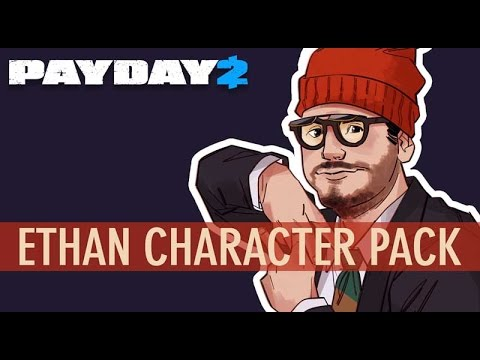 Payday 2 H3h3 Character Pack Play
