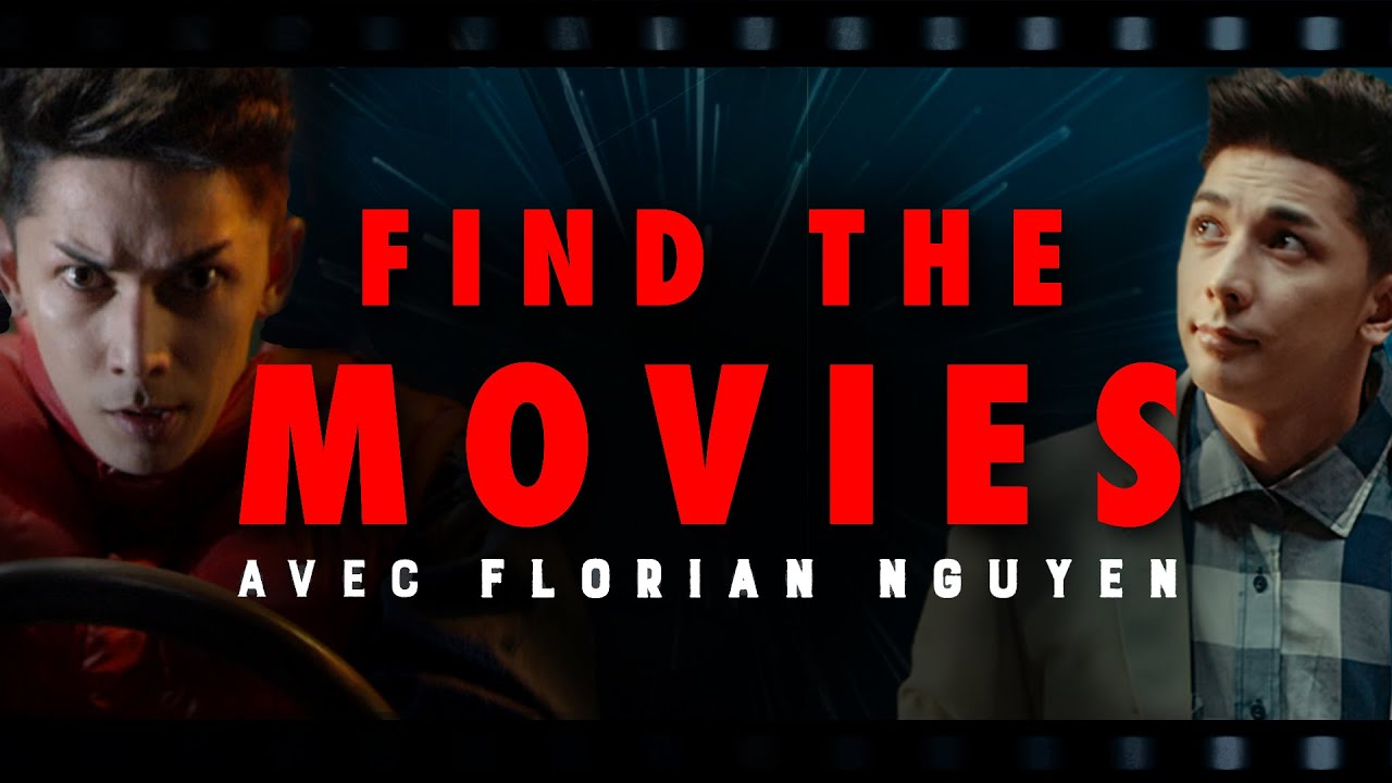 FIND THE MOVIES avec Florian Nguyen présenté par Lenovo