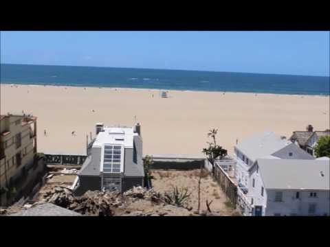 Sunny Santa Monica!