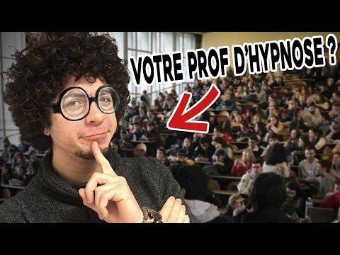 M.SATUF, VOTRE FUTUR PROF D'HYPNOSE ?
