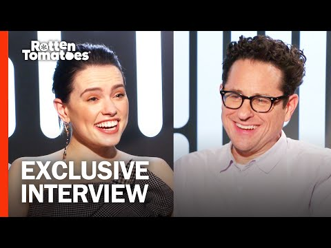 J.J. Abrams, Daisy Ridley, and The Rise of Skywalker Cast On their Star Wars Legacy