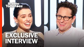 J.J. Abrams and 'The Rise of Skywalker' Cast On their Legacy In the 'Star Wars' Universe