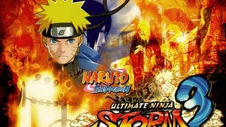 Naruto Shippuden Ultimate Ninja Storm 3 Ost  Hope and Ambition [HQ][DOWNLOAD]