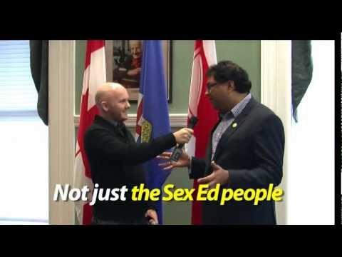 Mayor Nenshi Talks About Calgary Sexual Health Centre
