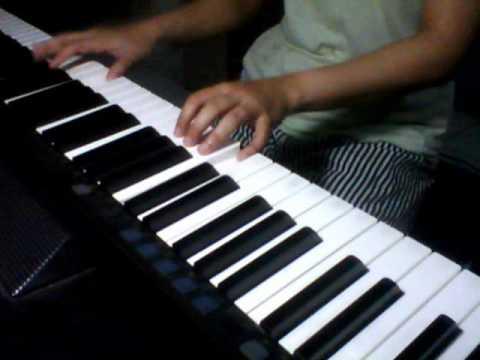 Bila Waktu Telah Berakhir Piano Instrumental - Opick.wmv
