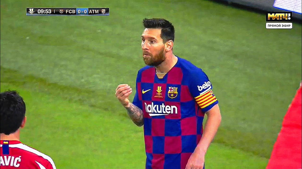 Barcelona Does Not Deserve Lionel Messi Anymore After This Match   HD  