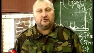 Фильм 7  Русский Рукопашный Бой  Основы скоростной стрельбы