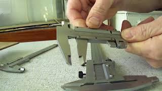 Как правильно работать с микрометром или штангенциркулем