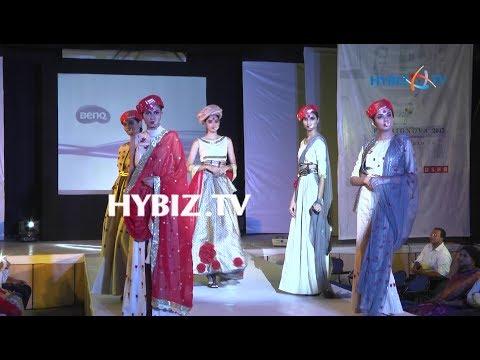 Nift Fashionova 2017 Fashion Show Hyderabad | hybiz