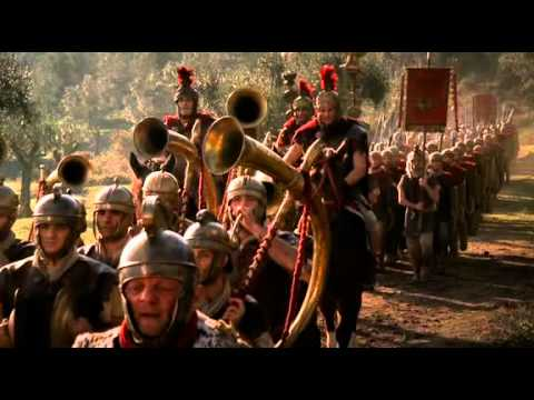 "Great scene from HBO's ""Rome"""