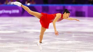 Olympic Figure Skater Triumphs Over Physics