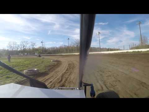 US 24 Speedway Senior Class Hot Laps 4-22-2017