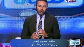 سمير زاهر: أبو ريدة قادر على تنفيذ برنامجه الانتخابي بأفضل صورة ممكنة.. فيديو
