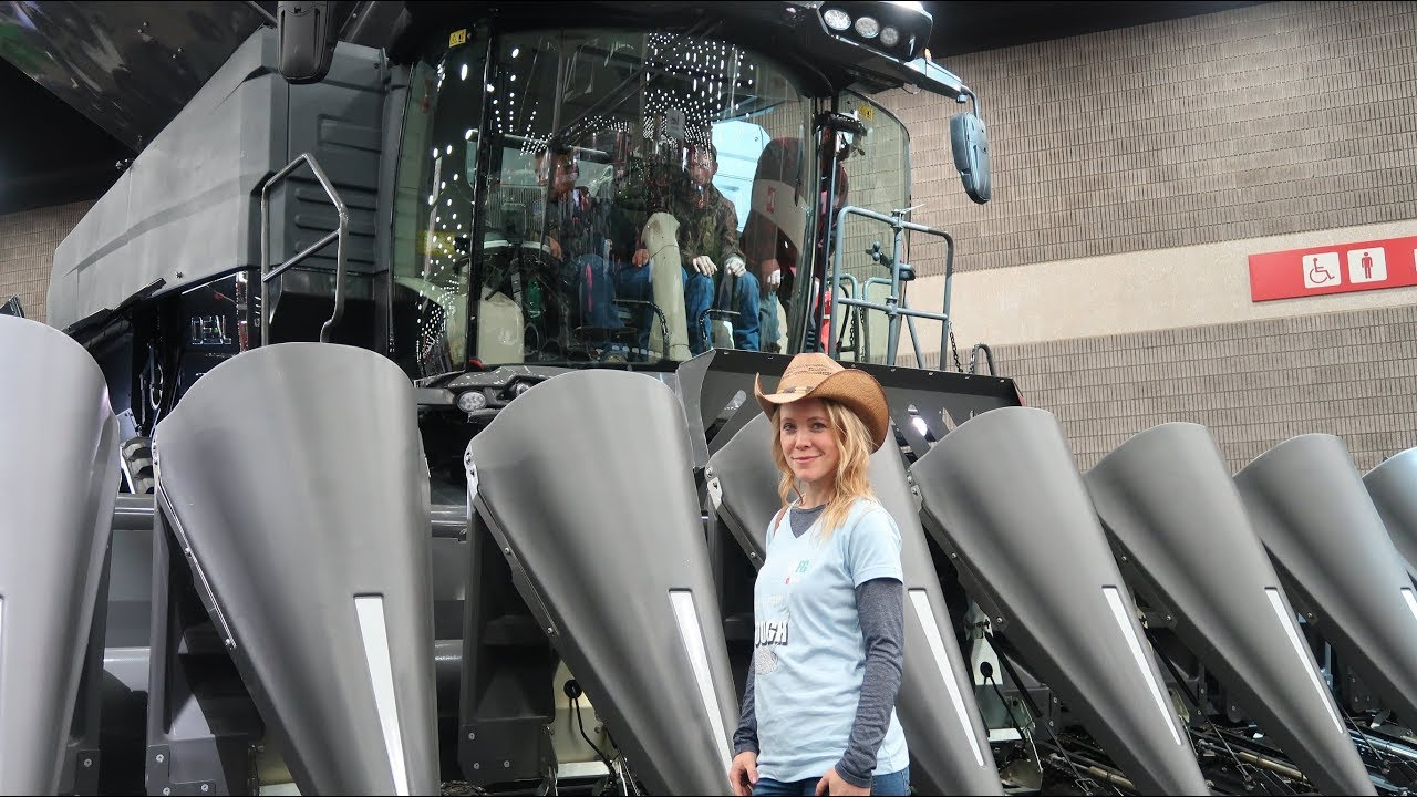 Kentucky National Farm Machinery Show 2019 - With WT Farm Girl (video 1)