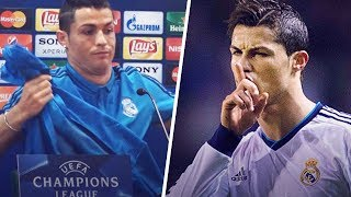 The day Cristiano Ronaldo stormed out of an interview | Oh My Goal