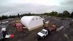 WeatherPort Salt and Sand Storage Buildings