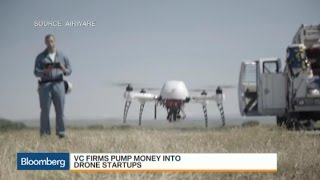 Drone Investment Takes Off