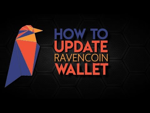 How To Update RAVENCOIN Core Wallet (QT) To V2.1 | Windows 10