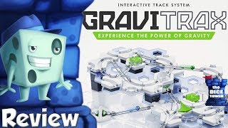 Gravitrax Review - with Tom Vasel
