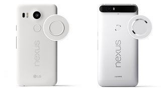 Google Nexus 5X, Nexus 6P, New Chromecast Recap