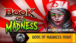 Book Of Madness Roar slot by Gamomat