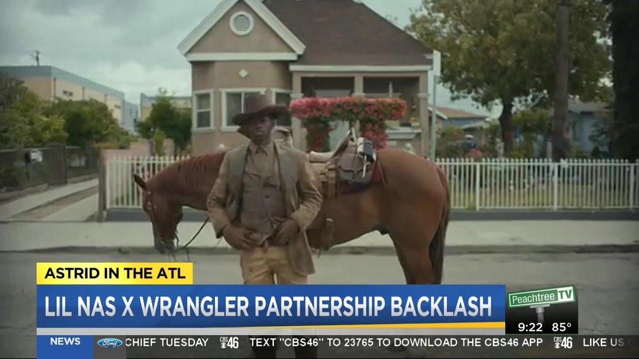 Lil Nas X Wrangler partnership backlash