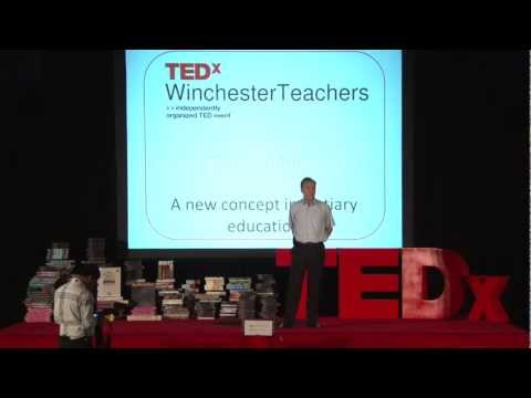 A New Concept in Tertiary Education: Daniel Adkins at TEDxWinchesterTeachers