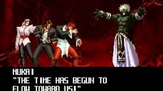 KOF 2003 Hidden Orochi/Sacred Three Ending Iori-Kyo-Chizuru VS MUKAI Expert Mode