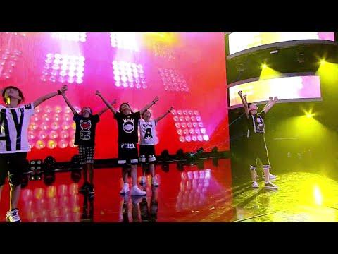 【TF家族练习生舞蹈】Boom Boom Pow & Take Your Shirt Off (TFBOYS 2nd Fan's MeetingCUT版)超清版 1080P
