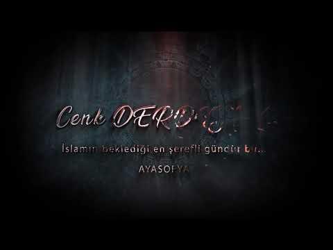 Başkan Recep Tayyip Erdoğan - Ayasofya Şiiri (Osman Yüksel Serdengeçti)
