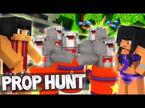 The Sons House | Minecraft Prop Hunt