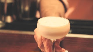 Holiday Cocktail How To: Milk Punch