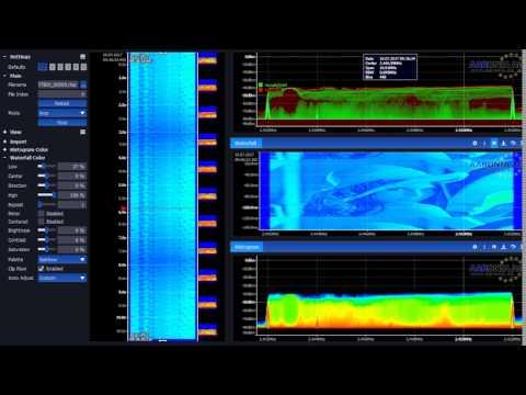 Echtzeit-Spektrumanalyse-Software — Aaronia AG