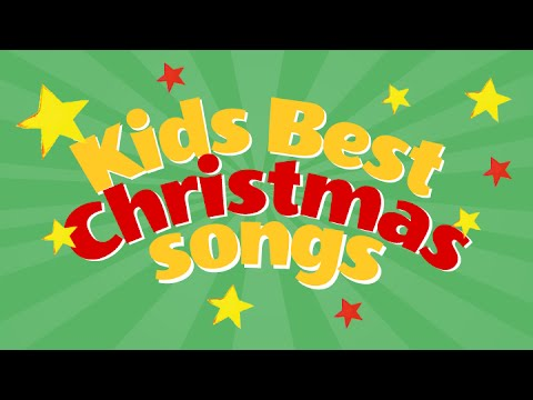 Best Kids Christmas Songs Playlist | Children Love to Sing