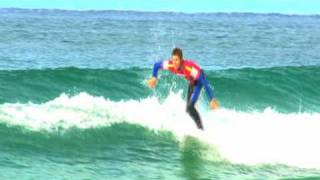 Day 1 - Australian Open Surfmasters and Stand Up Paddle Titles