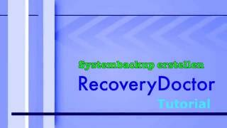 Systembackup in die Recovery-Partition erstellen