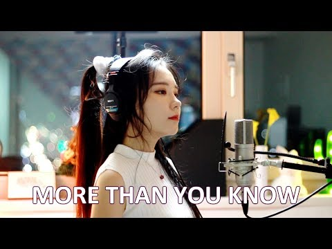 Axwell /\ Ingrosso -More Than You Know ( cover by J )