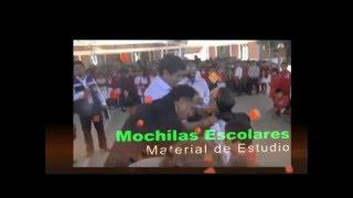 ENTREGA DE MOCHILAS