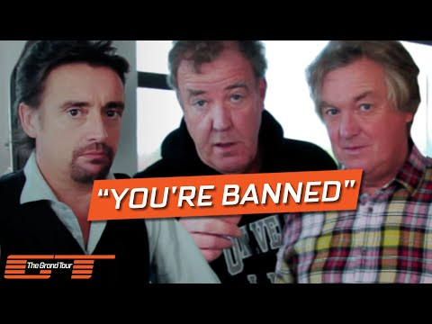 The Grand Tour: A Message from the Guys