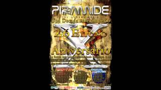 Piramide 10 Aniversario - Bassdrum Project