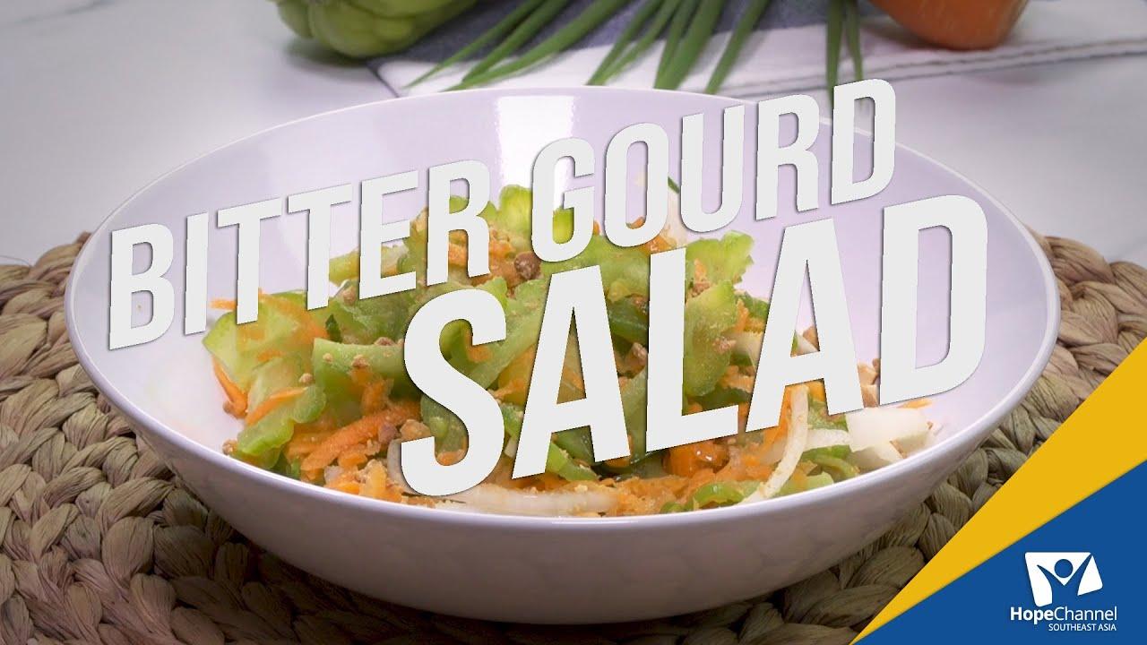 Bitter Gourd Salad | Ready, Set... Cook!