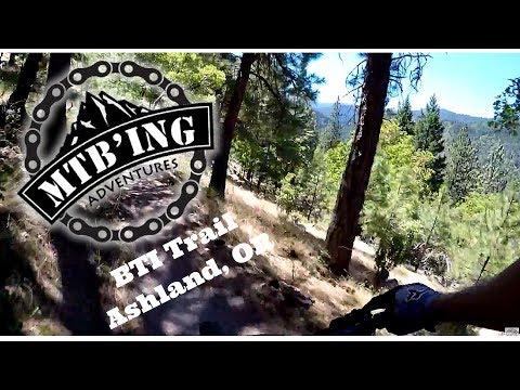 BTI Trail (Ashland, OR) Mountain Biking