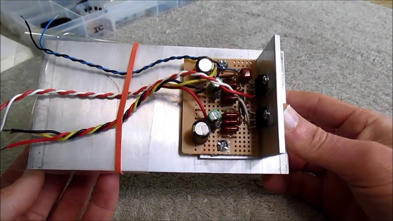 medium resolution of tda2050 bridge audio amplifier test youtubetda2050 bridge audio amplifier test