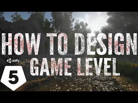 How to Design a Level in Unity 5
