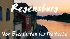 Regensburg: Von Biergarten bis UNESCO-Welterbe - Vlog #102