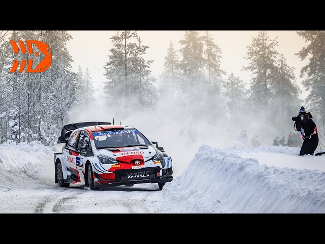 Best of Arctic Rally Finland 2021 | Maximum Attack, On The Limit, Action