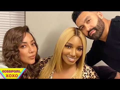 Nene Leakes gets EXPOSED for being fake toward Phaedra, trying to get Apollo new BOO a peach