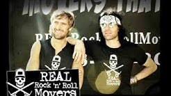 Movers Los Angeles (323) 254-7625 REAL RocknRoll Moving Company